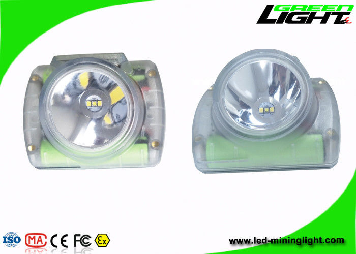 IP68 Water - Proof Rechargeable LED Headlamp With Magnex Connecting Charging Way