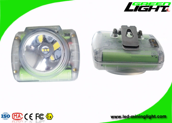 Explosion - Proof  Rechargeable LED Mining Light 13000lux 6.4Ah With OLED Screen