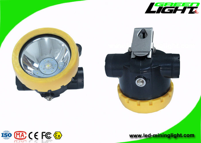Portable Miners Helmet Light Anti Explosion For Underground Environment