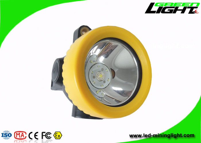 191g Weight Cordless Mining Lights IP68 Watar - Proof Grade 5000 Lux Brightness for coalmine and industrial