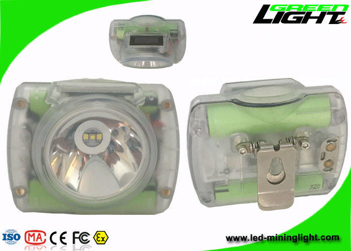 Underground Coal Type LED Mining Light 13000lux Strong Brightness PC Material