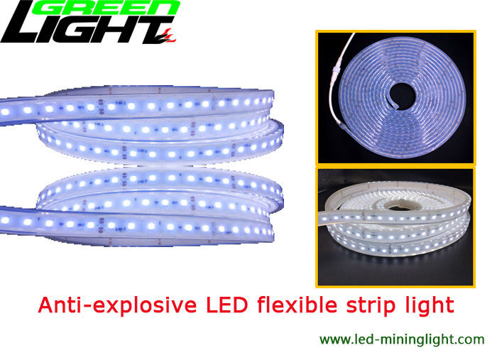 Tunnel LED Flexible Strip Light Over Current Protection DC 24V Output Voltage