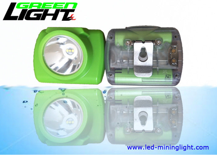 Cordless LED Mining Light Waterproof IP68 Super Brightness With OLED Screen