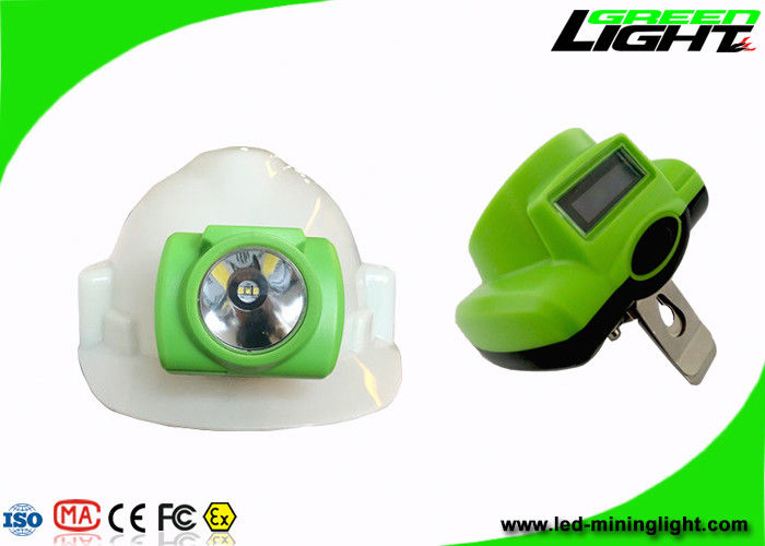 Underground Rechargeable Coal Cordless Led Mining Cap Lamp 13000lux IP68 Waterproof