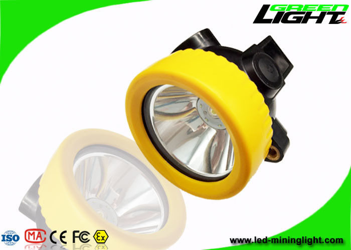 Portable Cordless Mining Lights Lamps Plug - In Charging IP68 Cree Led Light Source