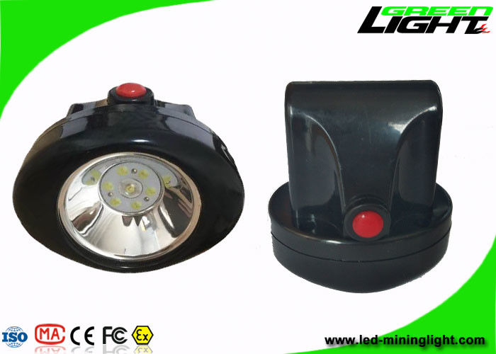 Anti Explosive Wireless Cap Lamp Mining 4000lux IP67 Rechargeable Battery