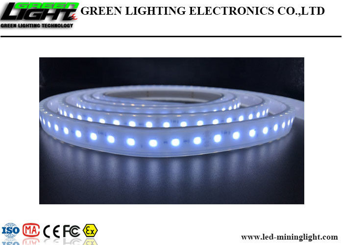 Explosion Proof LED Flexible Strip Lights High Brightness Cool White For Underground Mining