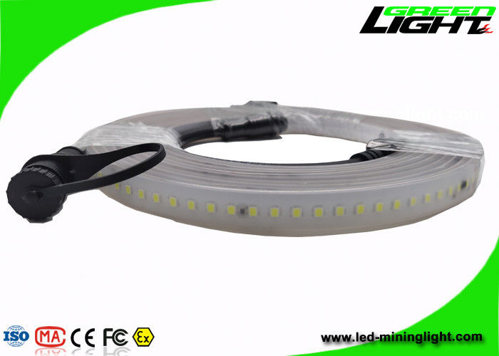 Silicon Extrusion Led Flex Strip Rope Light All In One Molding For Mining Industry