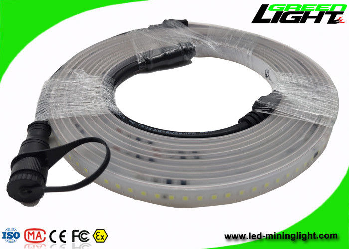 Silicon Extrusion All - in - one Molding Led Strip Lighting For Mining Industry