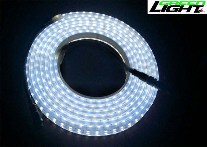 Silicon LED Flexible Strip Lights 16W Understanding For Coal Mining Industrial
