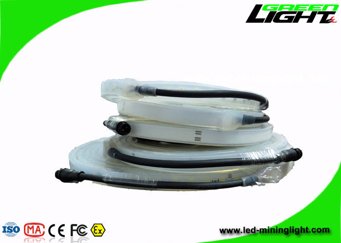 IP68 Led Flexible Cable Strip Lighting Hazardous Conditions For Personal Safety