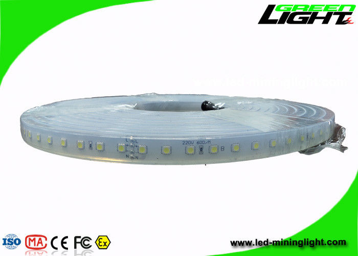 Silicone Material LED Flexible Strip Lights SMD5050 For Underground Mining