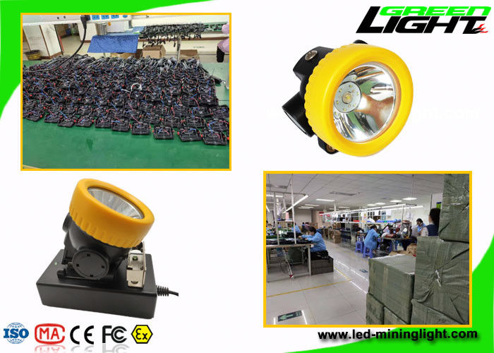 Outdoor Cordless Mining Lights 2.2Ah Battery Capacity 50-60Hz With Lamp Charger