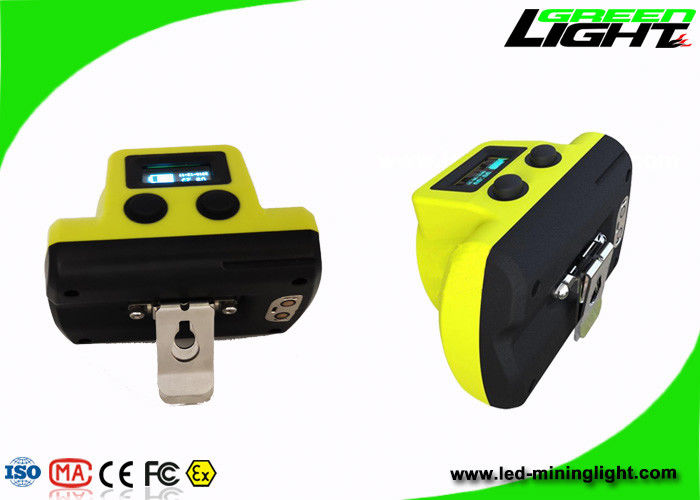 Led miner's safety cap lamps rechargeable underground workers use lighting small weight convenience
