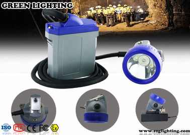 China Explosion Proof Wired Electric Miners Lamp , 15000 Lux IP67 LED Mining Lamp  factory