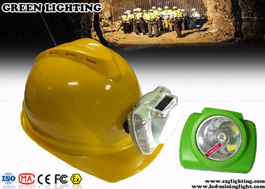 China  Industrial Safety Cordless Mining Lights With OLED Screen 3W Power 360 Lum factory