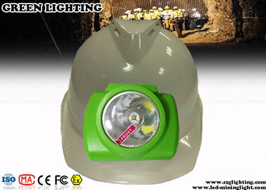 China 13000 Lux OLED Underground Led Mining Lights With Single Charger Msha Approved factory