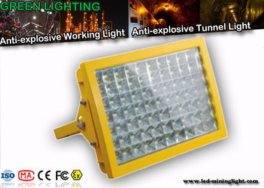 China 200W IP67 Roof Tunnel Light , Anti Explosive 26000 Lum Led Tunnel Lighting factory