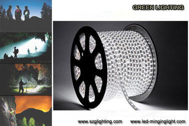 China SMD5050 7.2W / M 0.6A Colorful Safety LED Flexible Strip Light IP67 Waterproof Grade factory
