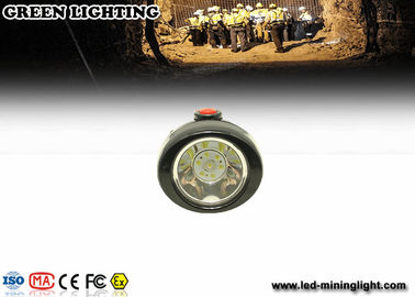 China OEM Anti explosive rechargeable miners headlamp 13000 LUX High Brightness factory