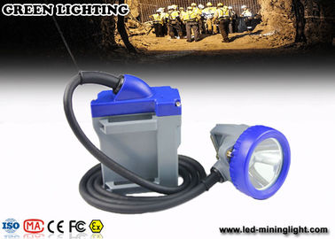 10000 Lux cree led explosion proof cable cord carbide lamp rechargeable IP68 water proof