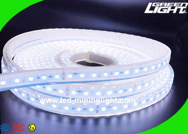 China Cool White Waterproof LED Flexible Strip Lights For Underground Mines Safety Lighting factory