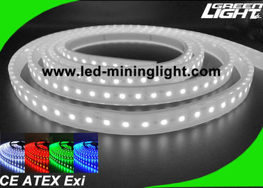 China SMD5050 24V Outdoor Led Strip Lights Waterproof 5 Meter Per Reel factory