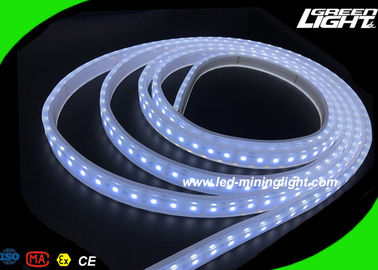 China Waterproof LED Flexible Strip Lights Safety Tape Lamp For Industrial Mines Tunnel factory