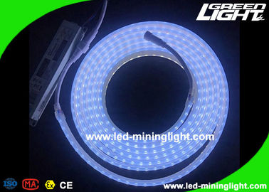 China High Brightness Cool White Industrial Underground Led Strip Lights 24 Volt 300 Leds 1 Year Warranty factory