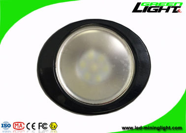 China 10000 Lux Brightness Coal Mining Lights Light Weight With 2.8Ah Battery Capacity factory