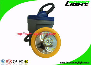 China 15000lux High Lightness Coal Mining Lights Water - Proof With 16 Hours Using Time factory