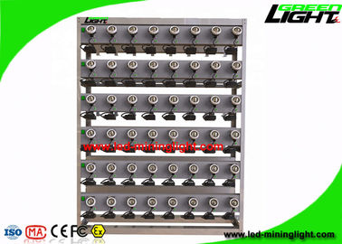 China Miners Cap Lamp Charging Rack With Detachable Modular Customization OEM Available factory
