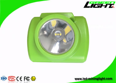 China 25000lux brightness 13-15hourd working time led mining headlamps with oled screen and support USB charge factory
