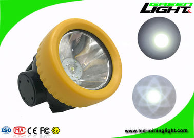 China 0.74W 5000lux Strong Brightness LED Mining Light IP68 Waterproof 1000 Battery Cycles factory