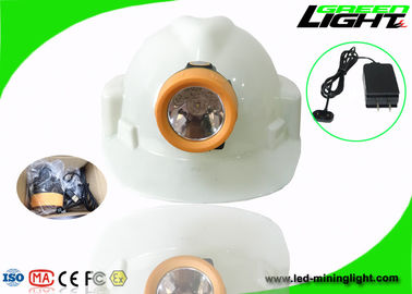 China Small Size Cordless Mining Lights 10000lux ABS Material 3.8Ah Battery Capacity factory