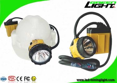 China 25000lux High Brightness Coal Mining Lights IP68 3.7V With Cable Flash Light factory