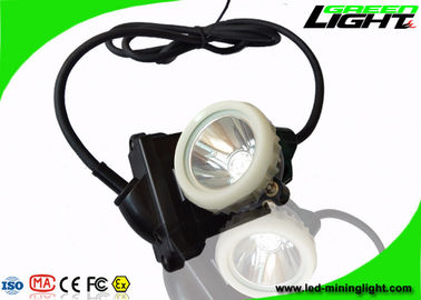 China Safety Coal Mining Lights 10000lux GL5-B Rechargeable 6.6 Ah Li - Ion Battery factory
