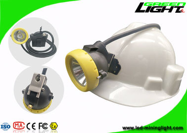 China Underground LED Mining Light Anti Explosive 10000 Lux Brightness Silicon Button Cap factory