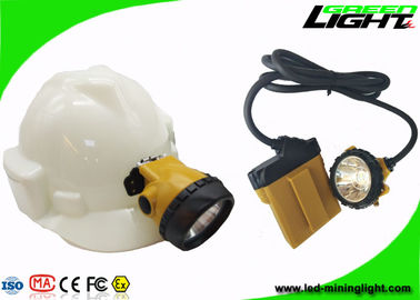 China High Beam Coal Mining Lights Rechargeable 10.4Ah 25000lux IP68 PC Material factory