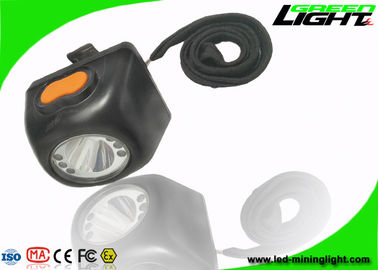 China Underground Coal Mining Lights 5.7Ah Rechargeable Battery IP68 With Digital Screen factory