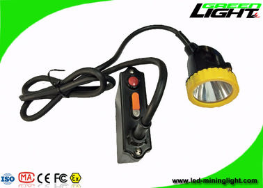 Super Bright 50000lux Coal Mining Lights IP68 11.2Ah With Aluminum Lighting Cup
