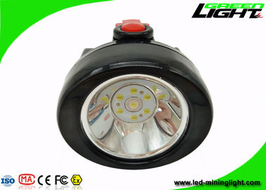 China Customized Wireless Rechargeable LED Headlamp 10000lux IP67 Waterproof 1000 Battery Cycles factory