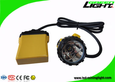 China 10.4Ah SAMSUNG Battery Led Warning Lamp 25000lux IP68 Waterproof With Four Light Modes factory