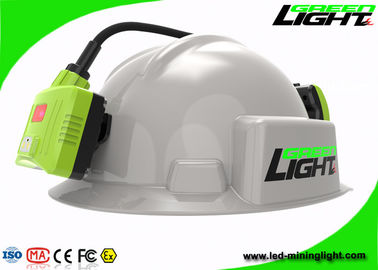 China Rechargeable Warning LED Miners Cap Lamp IP68 For Productivity Technologies factory