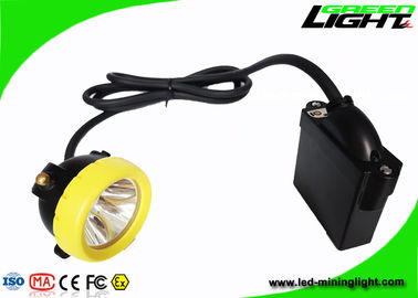 China Construction, trucking and mining lights 10000lux High beam corded lamp Low Power Warning Function factory