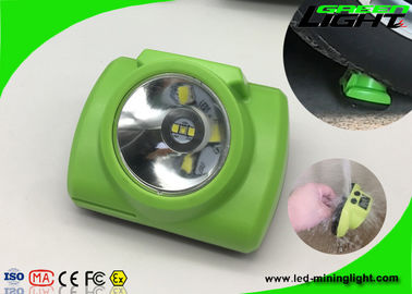 China 1.78W Led Cordless Cordless Mining Lights Msha Approved With Automatic Charger factory