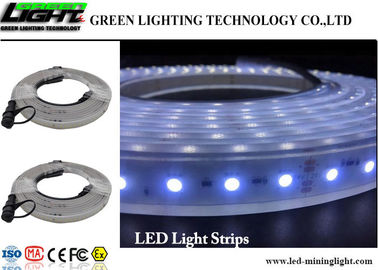China 5050 RGB Waterproof Flexible Led Strip Lights Underground Mines Tunnel Application factory