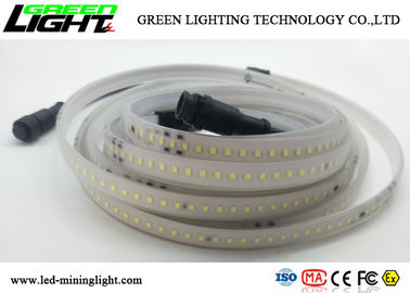 China 18lum Per Metre Super Bright Led Strip Lights Explosion Proof For Underground Safety factory