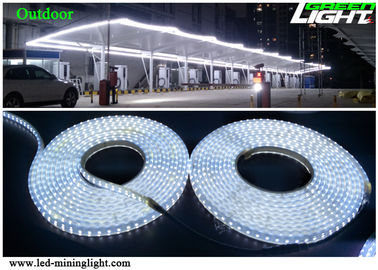 China Fire Retardant LED Flexible Strip Lights 140 LEDs Energy Saving Improve Worker Safety factory
