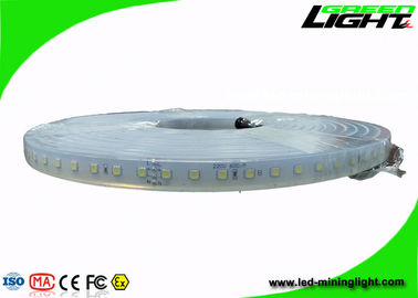 China Silicone Material LED Flexible Strip Lights SMD5050 For Underground Mining factory